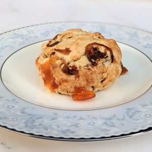 Caramelised Onion and Cheese Scone